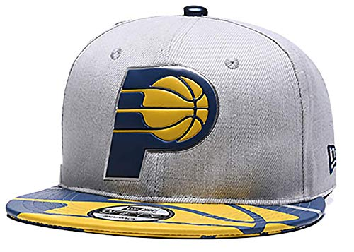 Indiana Pacers Classic Adjustable Snapback Hat Flat Brim Hat