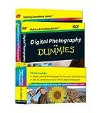Digital Photography For Dummies, DVD + Book Bundle