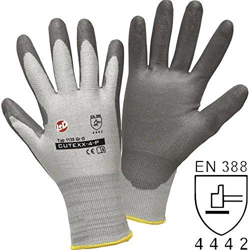 Gants de protection contre les coupures L+D CUTEXX-4-P 1135 Polyéthylène Taille: 11, XXL EN 388 CAT II 1 paire(s)