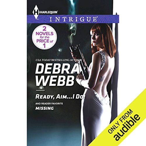 Ready, Aim...I Do! audiobook cover art