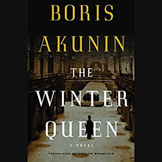 The Winter Queen cover art