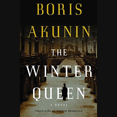 The Winter Queen audiobook cover art