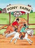 PONYFARM - personalisierte Ausgabe mit Ihrem Kind als Titelhelden