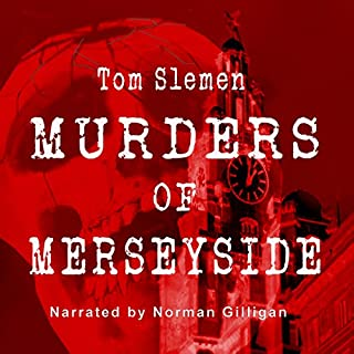 Murders of Merseyside audiobook cover art
