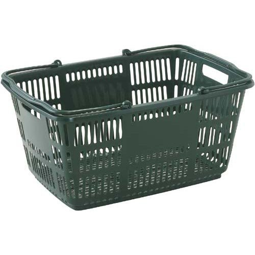 ショッピングバスケット33L Dグリーン