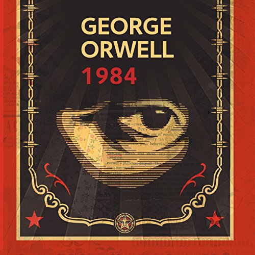1984 [Spanish Edition] audiobook cover art