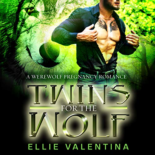 Twins for the Wolf audiobook cover art