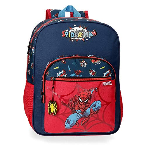 Mochila Escolar Spiderman Pop