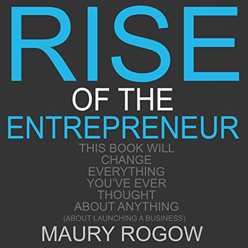 Rise of the Entrepreneur audiobook cover art