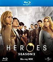 HEROES シーズン2 ブルーレイBOX [Blu-ray]