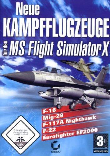Flight Simulator X - Neue Kampfflugzeuge