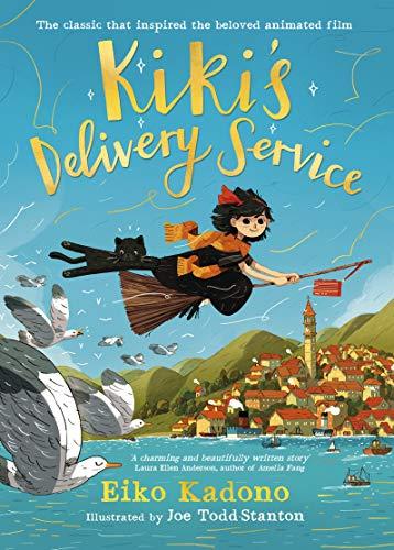 Puffin『Kiki's Delivery Service (English Edition)』