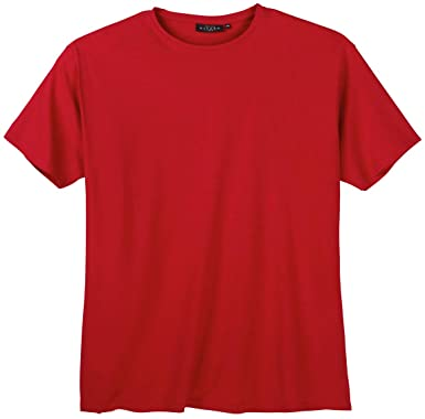 Kitaro XXL Camiseta básica roja