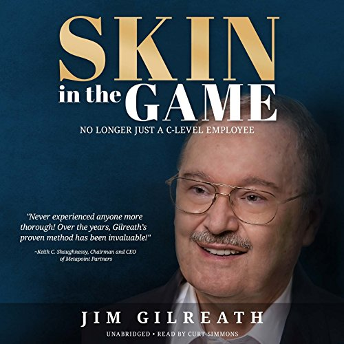 Skin in the Game audiobook cover art