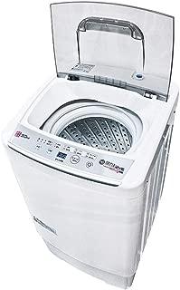 コンパクトサイズで温水洗い&風乾燥!小型全自動洗濯機 3.0kg 洗い【MyWAVE・HEAT40/マイウェーブ・ヒート40℃】一人暮らしに最適