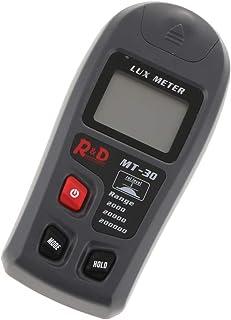 Amagogo MT-30 Digital Luxmeter Luminometer Lux/FC Luminometer 200,000 Lux