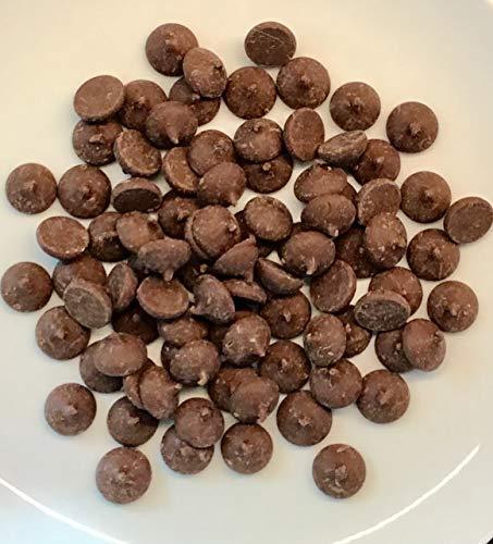 Hershey's Baking Morsels, Unwrapped, Bulk (Milk Chocolate Mini Kisses, 5 Lbs.) Great for Baking.