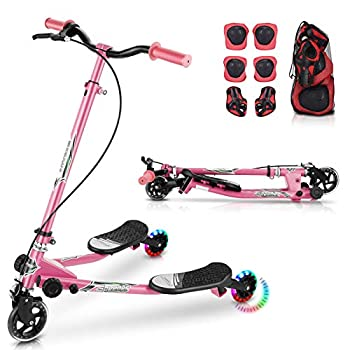 y fliker j2 junior scooter