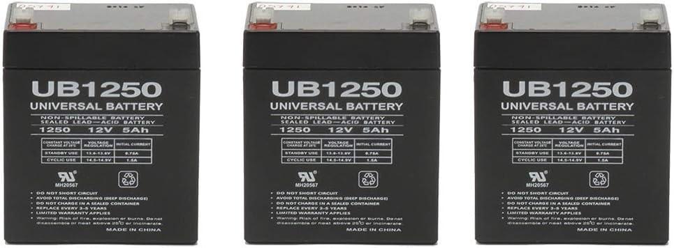 Universal Power Ranking TOP9 Group 12V 5.6AH Sealed Acid SLA store Battery - Lead