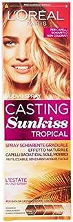 L 'Oreal Paris, Casting Sunkiss Tropical - Espray aclarador gradual, 125 ml