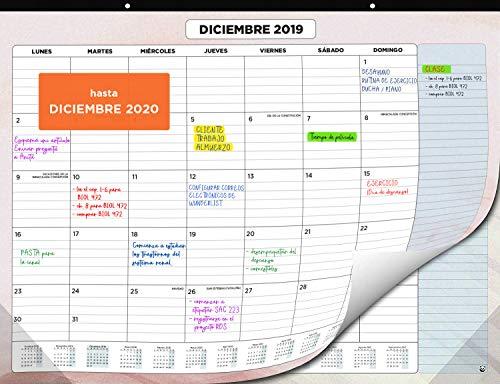 Calendario de Pared 2020 de SmartPanda – Calendario...