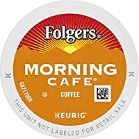 Folgers モーニングカフェ マイルドローストコーヒー 3Packages (72 Pods)