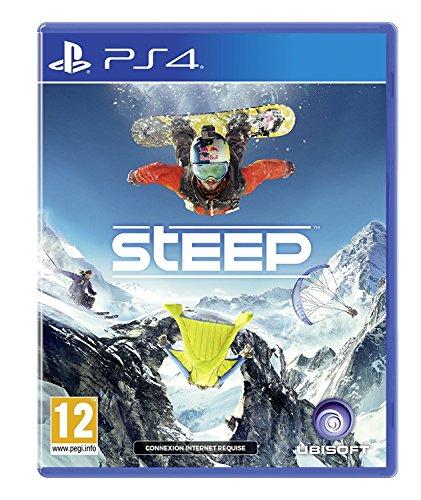 Steep PS4 Summer