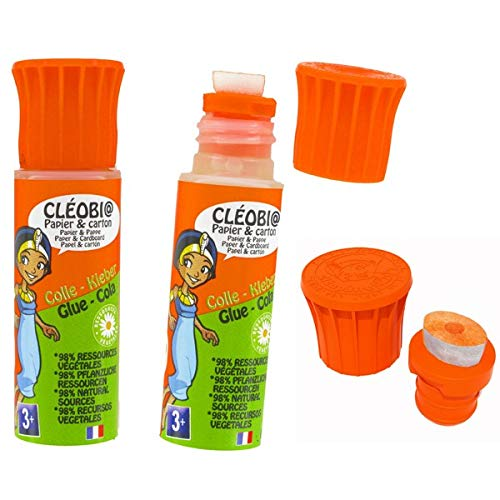 Cleopatre - CBIO25M - CleoBio - Cola vegetal espesa - Frasco de...