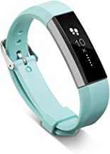 Hotsale! Replacement Wristband Band Strap + Buckle For Fitbit Alta Wristband Bracelet (Mint Green)