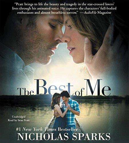 The Best of Me                   By:                                                                                                                                 Nicholas Sparks                               Narrated by:                                                                                                                                 Sean Pratt                      Length: 9 hrs and 37 mins     2,733 ratings     Overall 4.3
