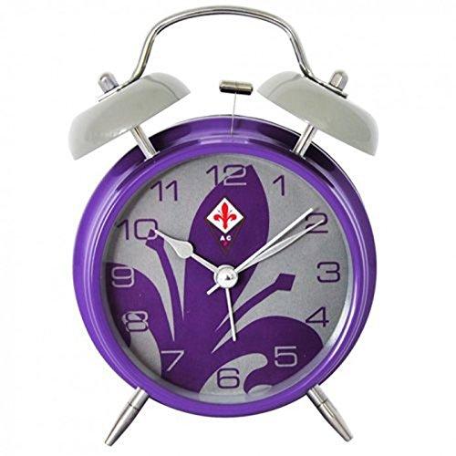Giemme Werbeartikel - Uhr - Lila Fiorentina Offizielles Produkt Geschenkidee Fußball