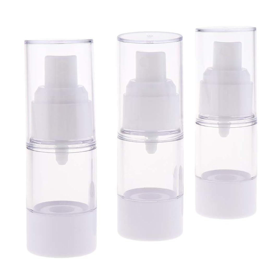 認証わずらわしい作るB Blesiya アトマイザー ミストスプレーボトル 霧吹き 噴霧ボトル トラベルボトル 3個入り 全6サイズ - 15ml