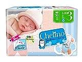 foto Chelino Fashion & Love Junior - Pañal infantíl, talla 3 (4-10 kg), 36 pañales