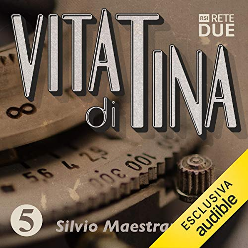 Vita di Tina 5 audiobook cover art