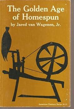 Paperback Golden Age of Homespun Book
