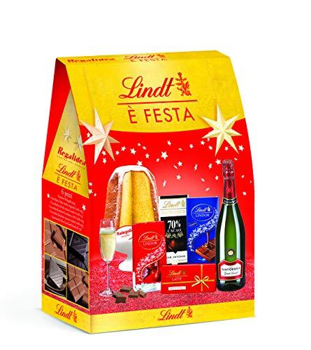 Cesto Natalizio Regalidea E' Festa Lindt Pz 6 - 2850 gr