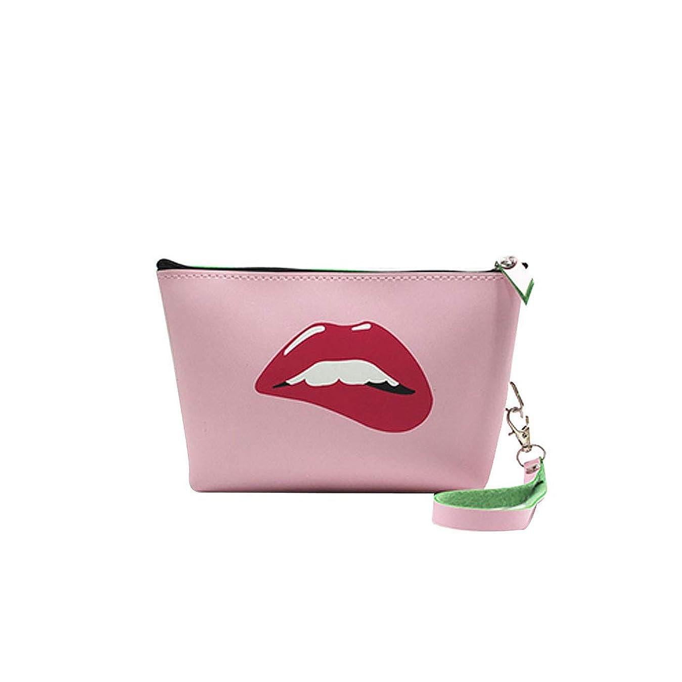 下品恒久的トレッド柔らかなPUレザー化粧品袋ジッパーバッグスタイル7の大容量ポータブル防水旅行バッグ化粧ウォッシュバッグ