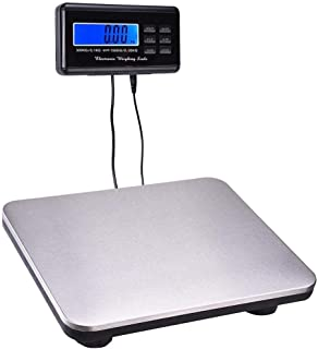 XHMCDZ Digital Body Weight Bathroom Scale The Industrial and Commercial Dual-use Pet Electronic Scale with Easy-to-Read Di...