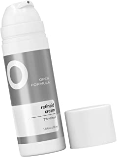 Open Formula Retinoid 2% Cream For Fine Lines, Dark Spots & Uneven Skin Tone. Get The Benefits Of Retinol Without The Irri...