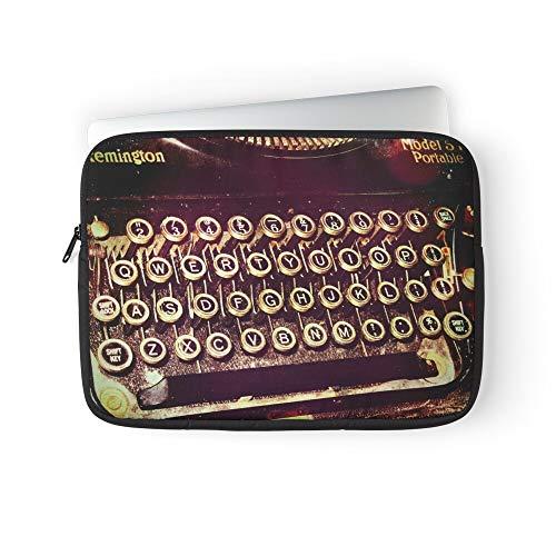 Ww Retro War Manipulation Typewriter Vintage Photo Park Bletchley 2 Laptop Sleeve Case Cover Handbag for MacBook Pro/MacBook Air/Asus/Dell/Lenovo/Hp/Samsung/Sony.Etc