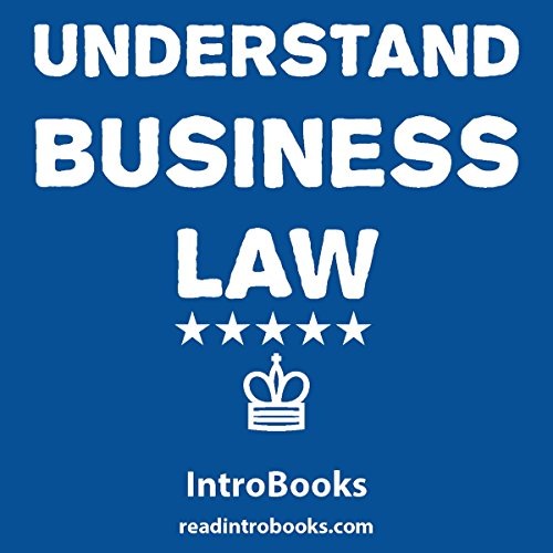 Understand Business Law cover art
