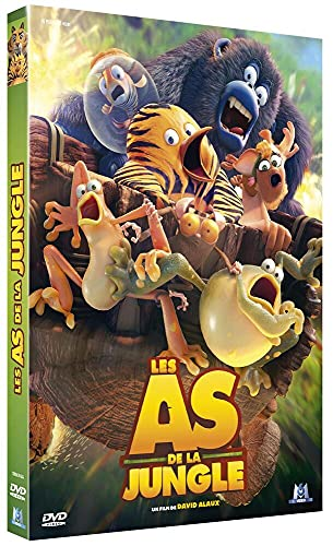 Les As de la Jungle-Le Film (2017)