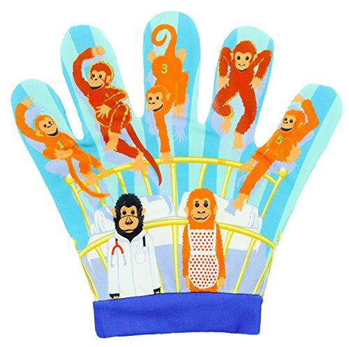 The Puppet Company - Guante marioneta diseño Cinco