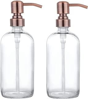 Best copper top soap dispenser Reviews