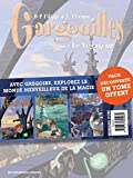 Gargouilles - Pack T1 à 3 (T3 offert)