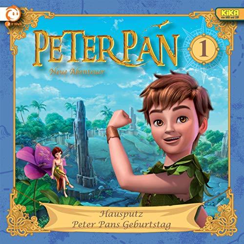 Hausputz / Peter Pans Geburtstag Titelbild