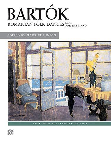 Price comparison product image Bartok Romanian Folk Dances: For the Piano