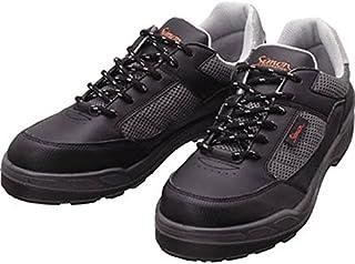 シモン プロスニーカー 短靴 8811ブラック 23.5cm 8811BK-23.5