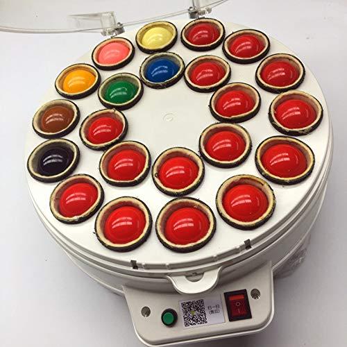 ROSETTA Snooker Pool Billard Ball Elektronische Kugel Reinigung Poliermaschine