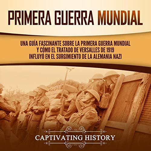 Primera guerra mundial [World War I] cover art